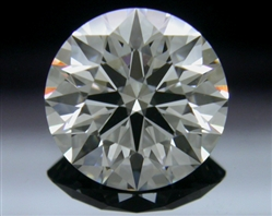 1.27 ct H SI1 A CUT ABOVE® Hearts and Arrows Super Ideal Round Cut Loose Diamond