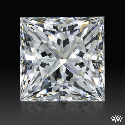 0.545 ct H VS1 A CUT ABOVE® Princess Super Ideal Cut Diamond
