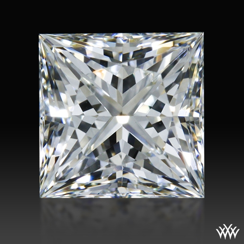 0.545 ct H VS1 A CUT ABOVE® Princess Super Ideal Cut Diamond