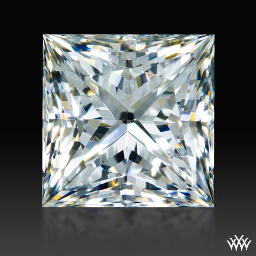 0.595 ct H VS1 A CUT ABOVE® Princess Super Ideal Cut Diamond