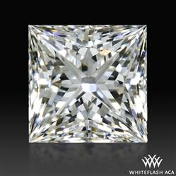 0.59 ct G VS2 A CUT ABOVE® Princess Super Ideal Cut Diamond