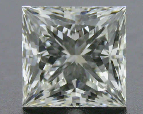 0.722 ct I VS2 A CUT ABOVE® Princess Super Ideal Cut Diamond