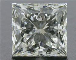 0.722 ct I VS2 A CUT ABOVE® Princess Super Ideal Cut Diamond