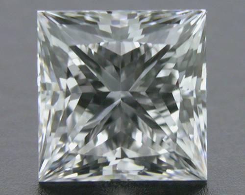 0.541 ct D VVS1 A CUT ABOVE® Princess Super Ideal Cut Diamond