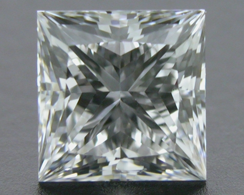 0.541 ct D VVS1 A CUT ABOVE® Princess Super Ideal Cut Diamond