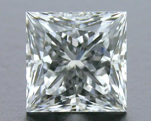 1.008 ct G VS2 A CUT ABOVE® Princess Super Ideal Cut Diamond