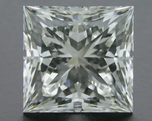 2.114 ct I VS2 A CUT ABOVE® Princess Super Ideal Cut Diamond