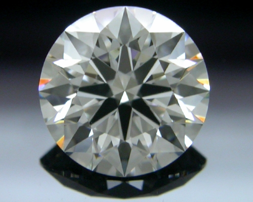 0.728 ct G VVS1 A CUT ABOVE® Hearts and Arrows Super Ideal Round Cut Loose Diamond
