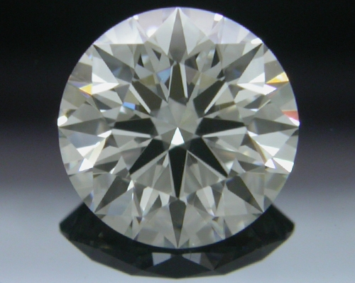 0.771 ct H VVS2 A CUT ABOVE® Hearts and Arrows Super Ideal Round Cut Loose Diamond