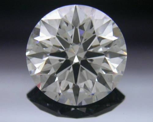 0.762 ct G VS2 A CUT ABOVE® Hearts and Arrows Super Ideal Round Cut Loose Diamond