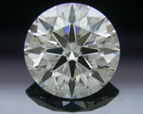 0.784 ct G SI1 A CUT ABOVE® Hearts and Arrows Super Ideal Round Cut Loose Diamond
