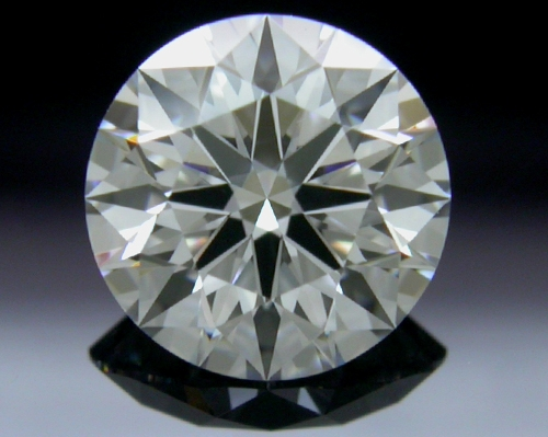 0.727 ct D VS1 A CUT ABOVE® Hearts and Arrows Super Ideal Round Cut Loose Diamond