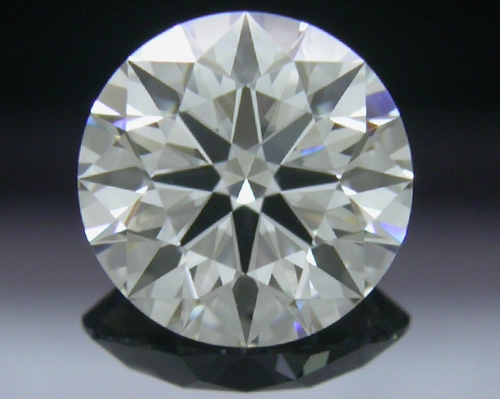 0.735 ct F VVS1 A CUT ABOVE® Hearts and Arrows Super Ideal Round Cut Loose Diamond