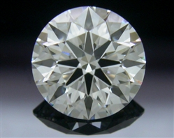 0.723 ct F VS2 A CUT ABOVE® Hearts and Arrows Super Ideal Round Cut Loose Diamond