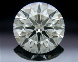 0.741 ct G VS2 A CUT ABOVE® Hearts and Arrows Super Ideal Round Cut Loose Diamond