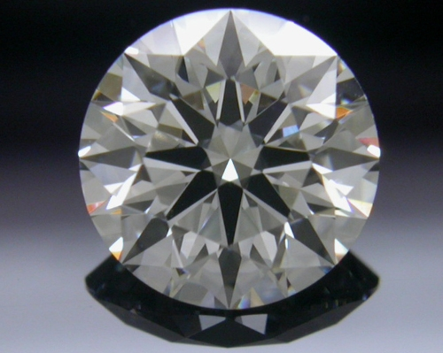 0.74 ct H VS1 A CUT ABOVE® Hearts and Arrows Super Ideal Round Cut Loose Diamond