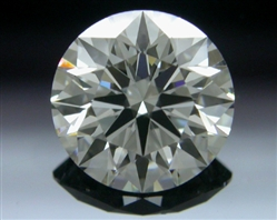 0.721 ct H VS1 A CUT ABOVE® Hearts and Arrows Super Ideal Round Cut Loose Diamond