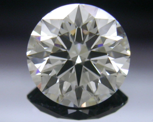 0.732 ct H VS2 A CUT ABOVE® Hearts and Arrows Super Ideal Round Cut Loose Diamond