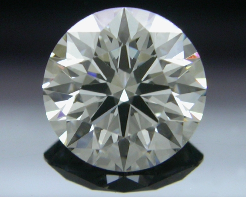 0.725 ct H VS1 A CUT ABOVE® Hearts and Arrows Super Ideal Round Cut Loose Diamond
