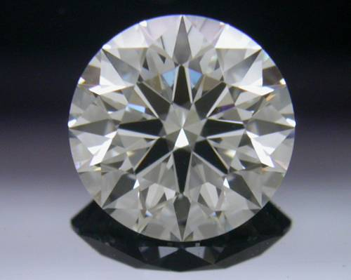 0.781 ct H VS1 A CUT ABOVE® Hearts and Arrows Super Ideal Round Cut Loose Diamond