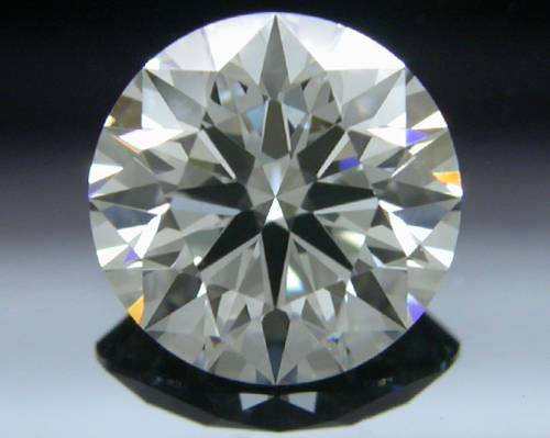 0.772 ct G VS1 A CUT ABOVE® Hearts and Arrows Super Ideal Round Cut Loose Diamond