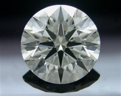 1.04 ct H SI2 A CUT ABOVE® Hearts and Arrows Super Ideal Round Cut Loose Diamond