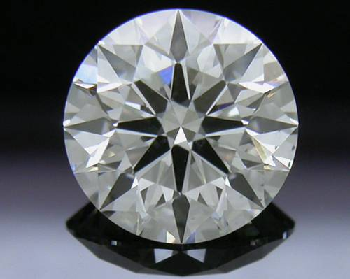 1.148 ct H SI1 A CUT ABOVE® Hearts and Arrows Super Ideal Round Cut Loose Diamond