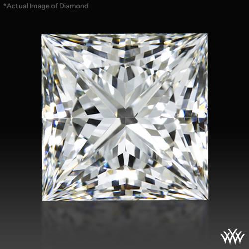 0.971 ct I VS1 A CUT ABOVE® Princess Super Ideal Cut Diamond