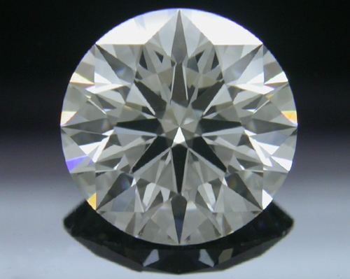 1.67 ct H VS1 A CUT ABOVE® Hearts and Arrows Super Ideal Round Cut Loose Diamond