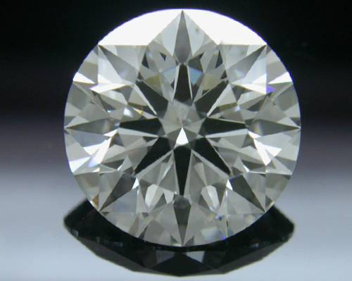 1.24 ct G SI1 A CUT ABOVE® Hearts and Arrows Super Ideal Round Cut Loose Diamond