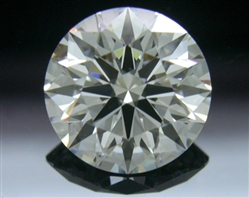 1.09 ct F VS1 A CUT ABOVE® Hearts and Arrows Super Ideal Round Cut Loose Diamond