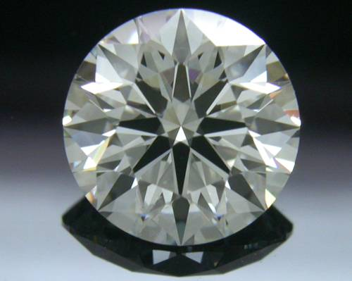 1.04 ct H SI1 A CUT ABOVE® Hearts and Arrows Super Ideal Round Cut Loose Diamond
