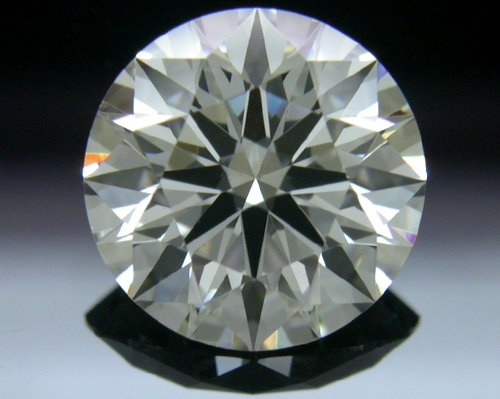 1.10 ct J VS2 A CUT ABOVE® Hearts and Arrows Super Ideal Round Cut Loose Diamond