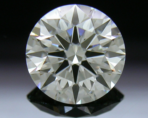 1.108 ct J VS2 A CUT ABOVE® Hearts and Arrows Super Ideal Round Cut Loose Diamond