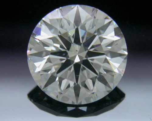 0.735 ct G SI2 A CUT ABOVE® Hearts and Arrows Super Ideal Round Cut Loose Diamond