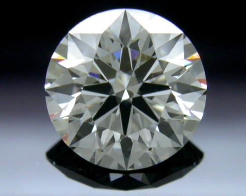 0.864 ct I VS2 A CUT ABOVE® Hearts and Arrows Super Ideal Round Cut Loose Diamond