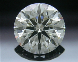 0.787 ct I SI1 Expert Selection Round Cut Loose Diamond