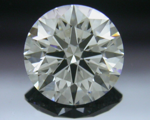 0.735 ct H SI1 Expert Selection Round Cut Loose Diamond