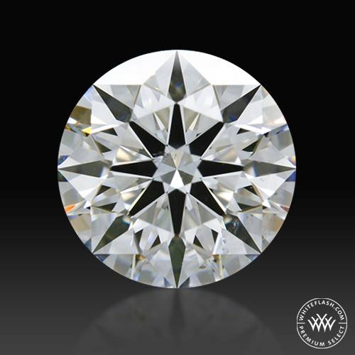 0.768 ct F SI1 Premium Select Round Cut Loose Diamond