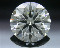 0.832 ct F SI1 Expert Selection Round Cut Loose Diamond