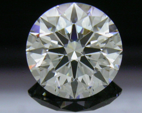 1.615 ct G VS2 A CUT ABOVE® Hearts and Arrows Super Ideal Round Cut Loose Diamond