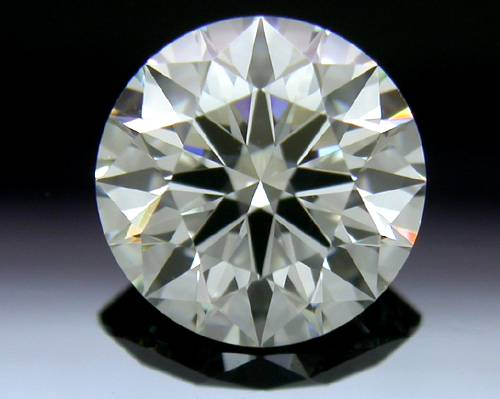 1.207 ct H VS1 A CUT ABOVE® Hearts and Arrows Super Ideal Round Cut Loose Diamond