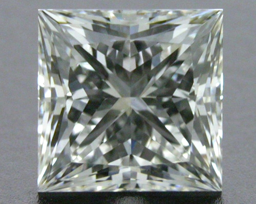 0.744 ct G VS1 A CUT ABOVE® Princess Super Ideal Cut Diamond