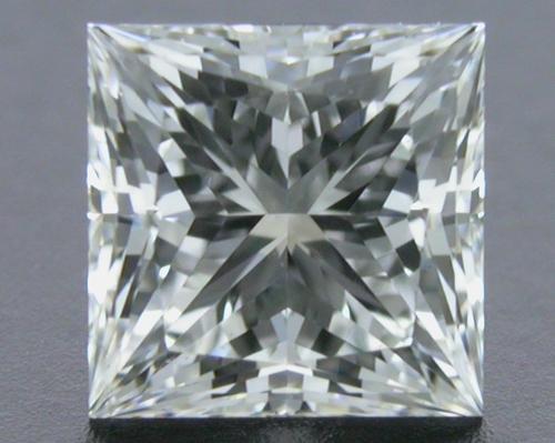 0.53 ct H VS2 Expert Selection Princess Cut Loose Diamond