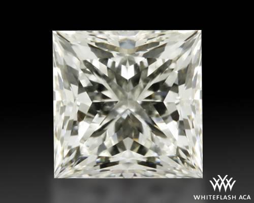 0.738 ct J VS2 A CUT ABOVE® Princess Super Ideal Cut Diamond