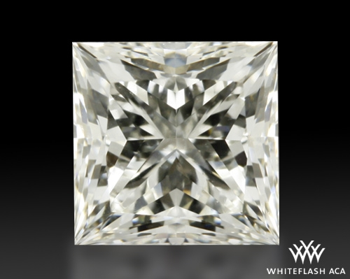 0.738 ct J VS2 A CUT ABOVE® Princess Super Ideal Cut Diamond