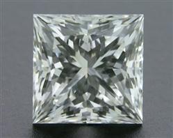 1.138 ct H VS2 A CUT ABOVE® Princess Super Ideal Cut Diamond