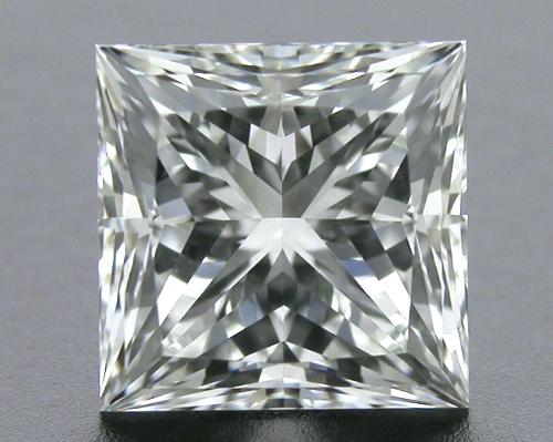 1.004 ct H VS2 A CUT ABOVE® Princess Super Ideal Cut Diamond