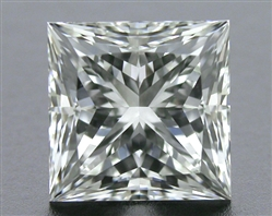 1.004 ct H VS2 A CUT ABOVE® Princess Super Ideal Cut Diamond