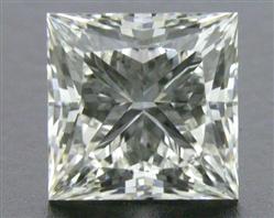 1.01 ct I VS1 A CUT ABOVE® Princess Super Ideal Cut Diamond